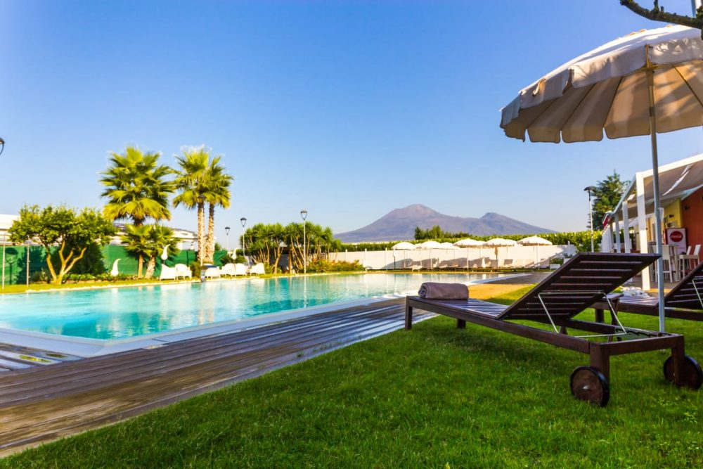 Bosco de' Medici - la piscina