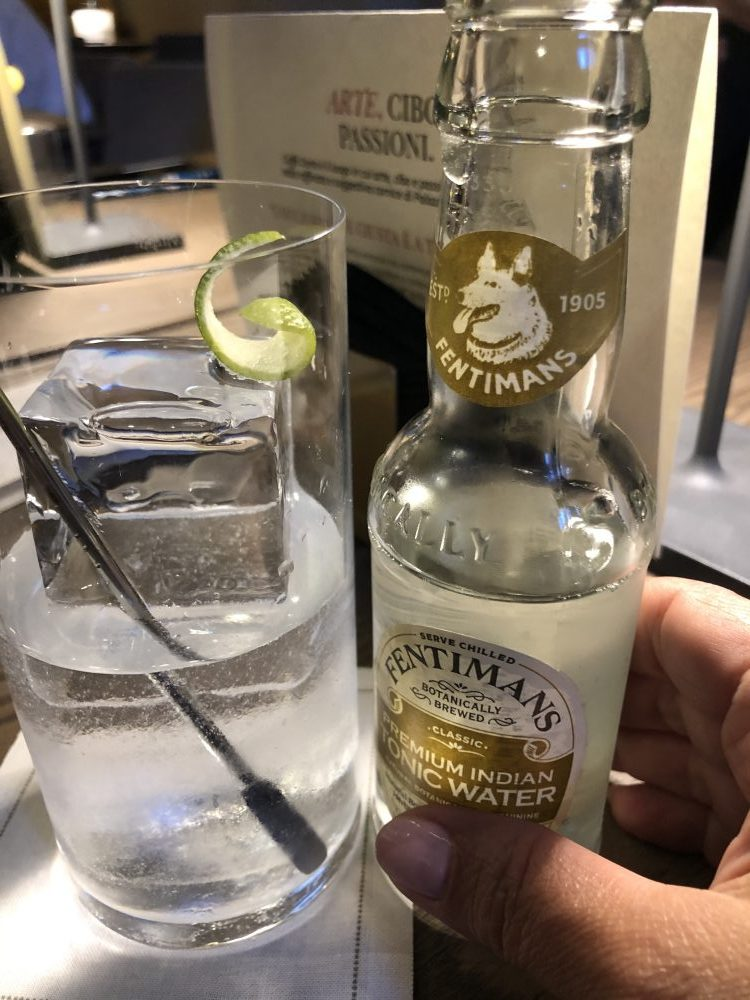 Caffe' Doria - Gin Tonic