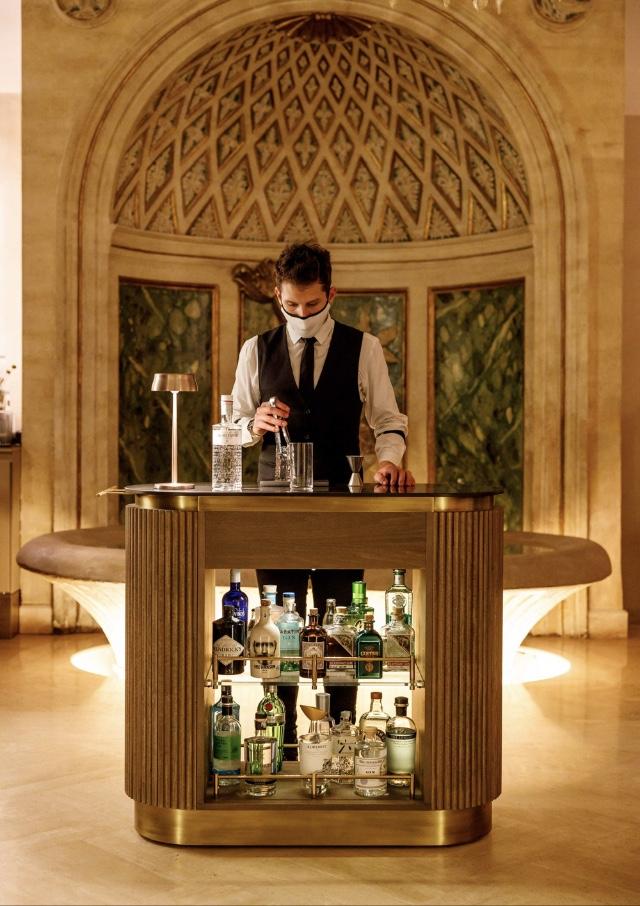 Caffe' Doria - Il Gin Trolley