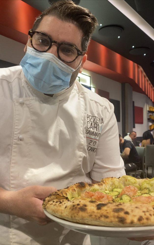 Carlo Sammarco Pizzeria 2.0 - Carlo Sammarco