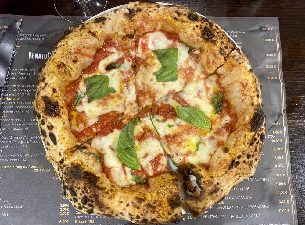 Carlo Sammarco Pizzeria 2.0 - Pizza Margherita