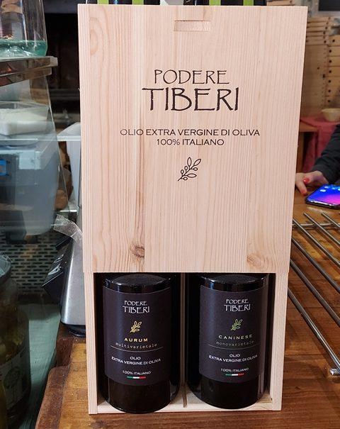 Casale Rufini - olio Evo Podere Tiberi