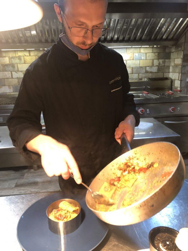 Chef Pacillo