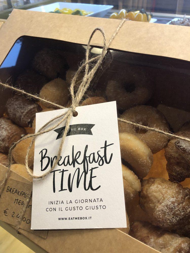 EatMe Box per la colazione