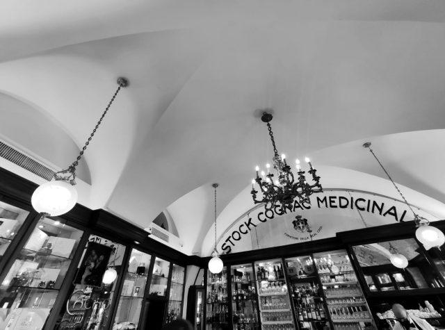 Eden Ritrovato - Gli interni della pasticceria Pansa, foto di Emanuele Anastasio