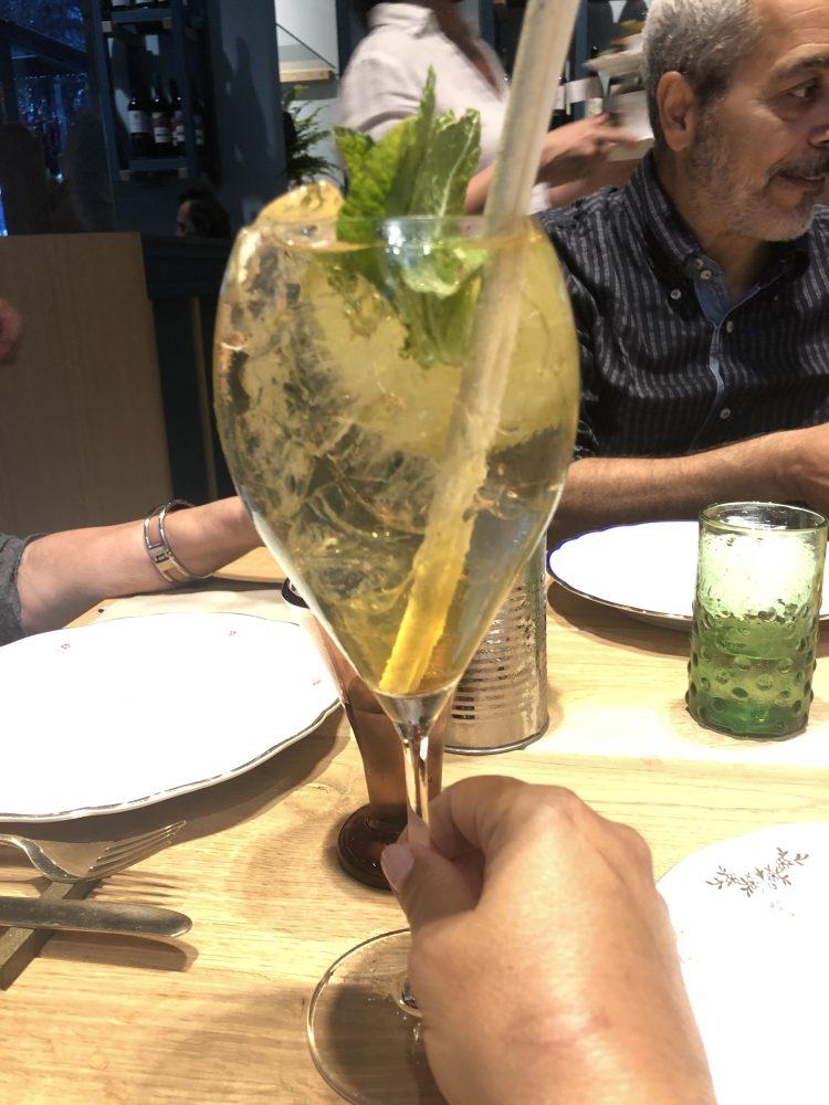 Enoteca La Torre in Prati - Cocktail Sabotino