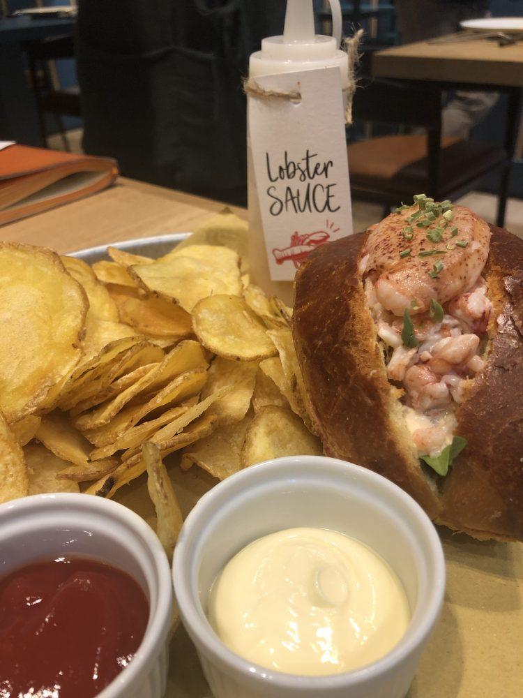 Enoteca La Torre in Prati - Lobster roll