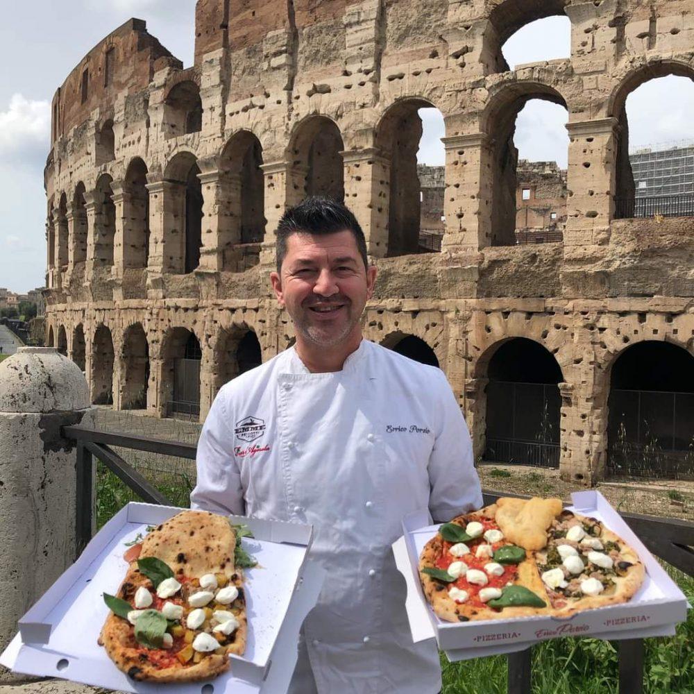 Errico Porzio e Colosseo