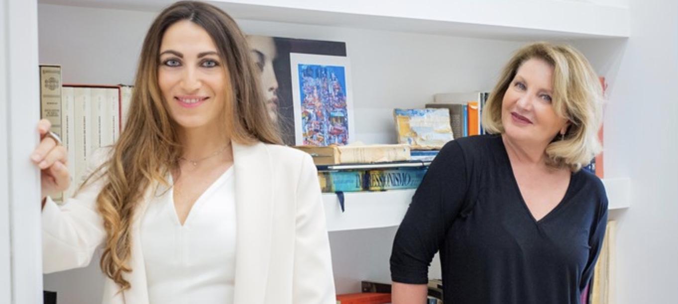 Francesca Marino e Annamaria Colao