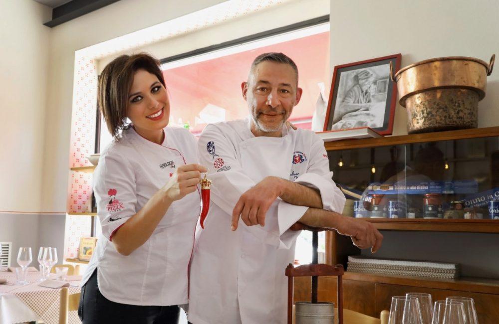 Giuliano Donatantonio e Nausica Ronca