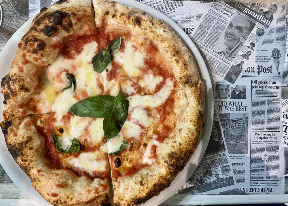 Habanero - Pizza Margherita
