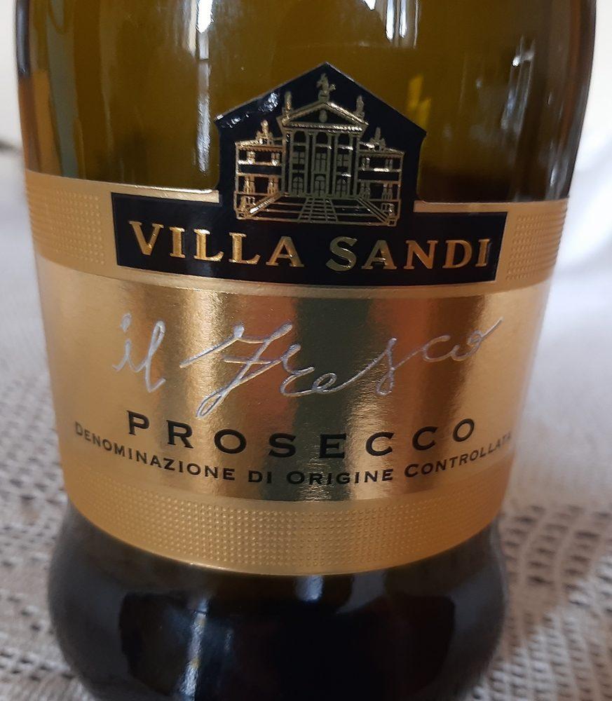 Il Fresco Prosecco Brut Treviso Doc Villa Sandi