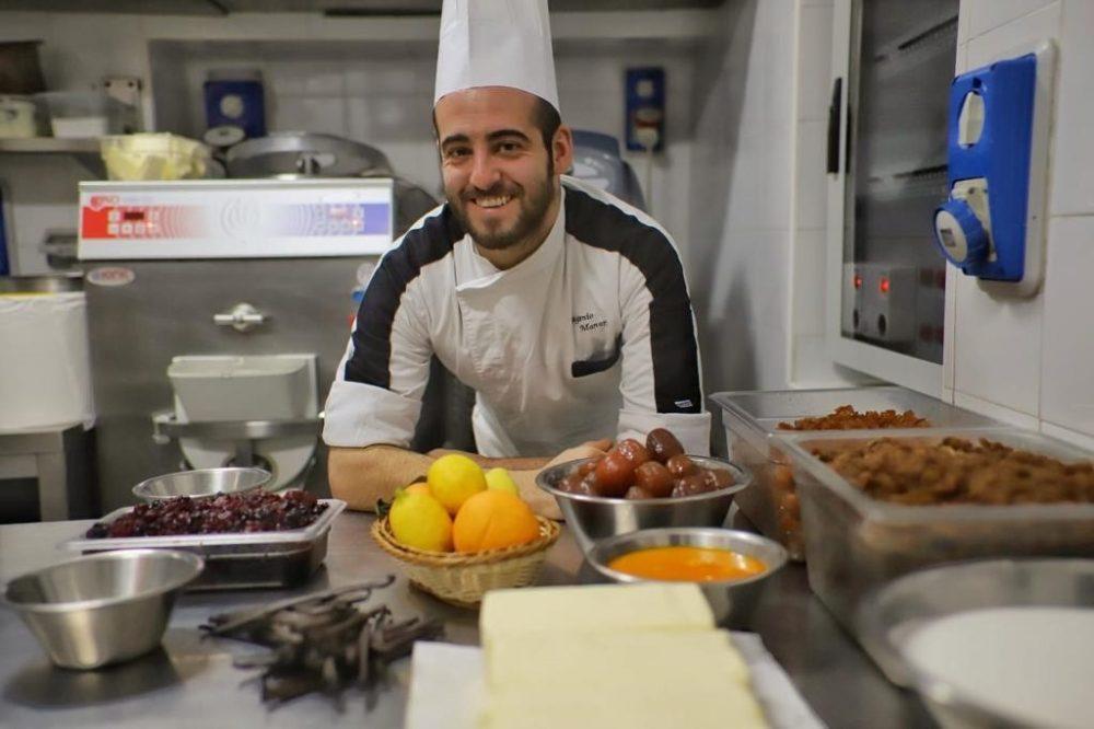 Il Pastry Chef Eugenio Manari