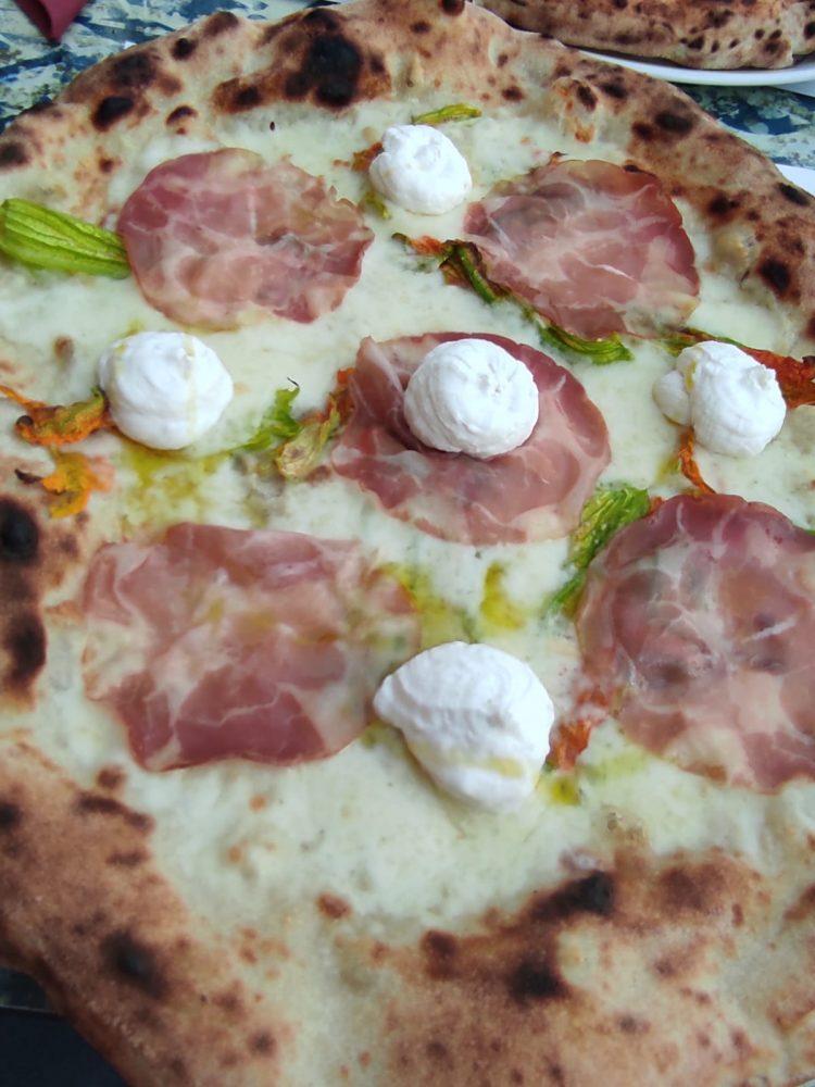 Impasto55 - pizza Fiore