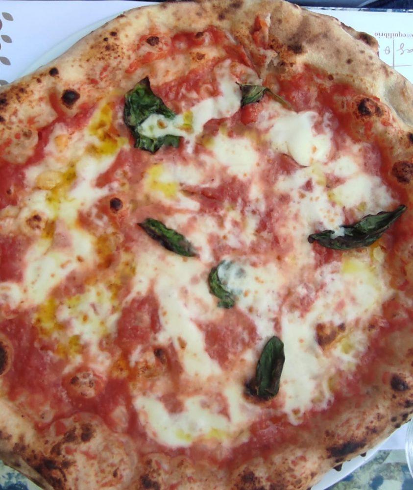 Impasto55 - pizza margherita