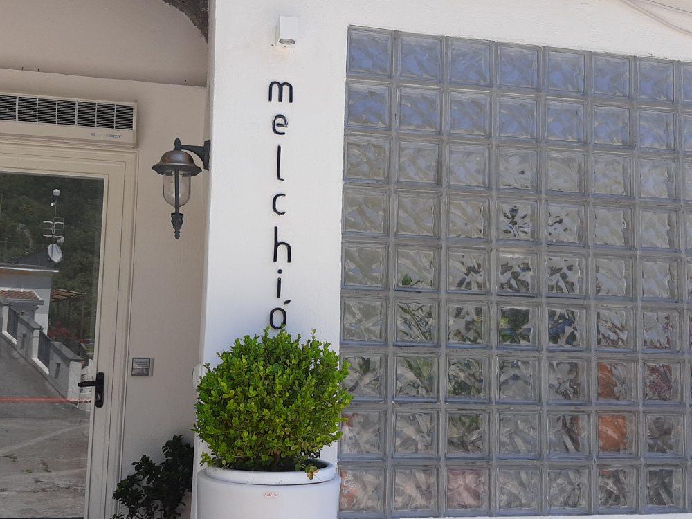 Ingresso Ristorante Melchio'