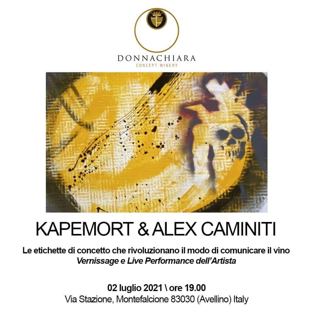 Kapemort e Alex Caminiti