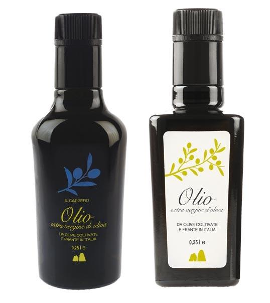 Olio Oro di Capri evo da olive italiane