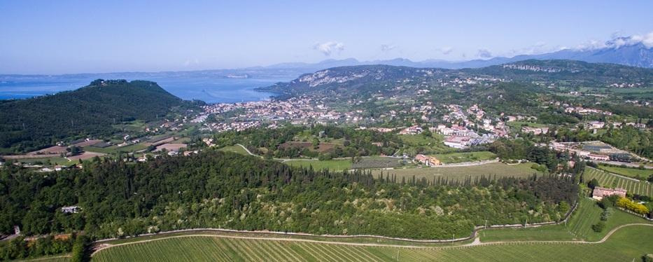 Paesaggio di Bardolino