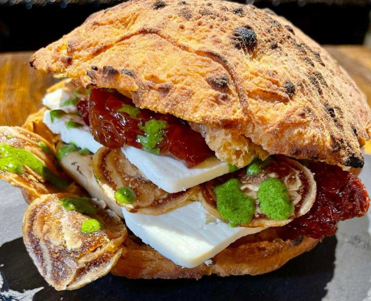 Il panino di Francesco Calò