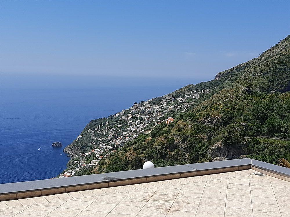 Panorama dal Ristorante Melchio'