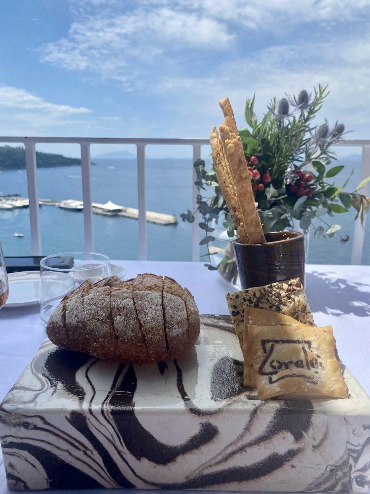 Ristorante Lorelei - Pane, grissini e cracker