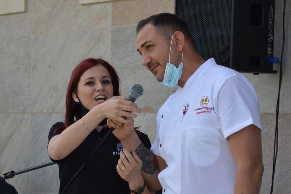 Tenute Bianchino - Concetta Bianchino e Sasa' Martucci