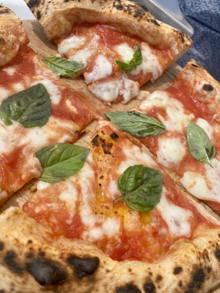 Tenute Bianchino e Sasà Martucci - Pizza Margherita