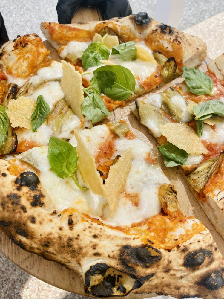 Tenute Bianchino e Sasà Martucci - Pizza Parmigiana