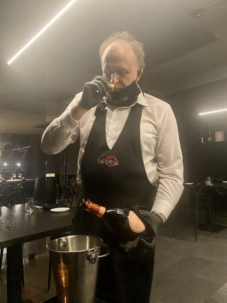 The Meat Experience - Sommelier Mimmo Natale