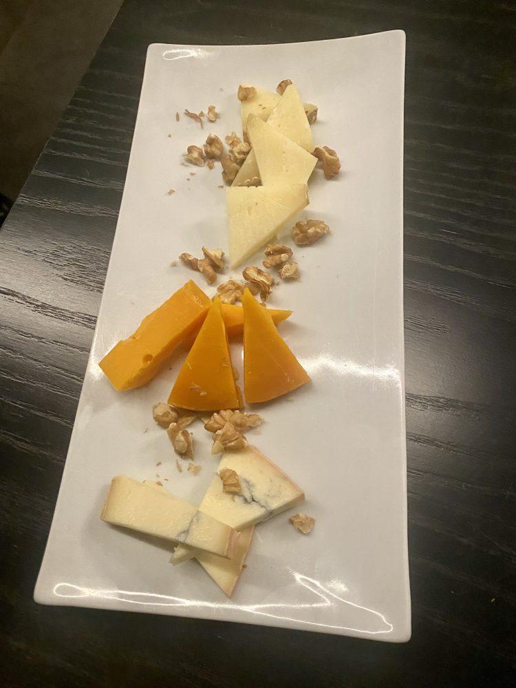 The Meat Experience - selezione di formaggio
