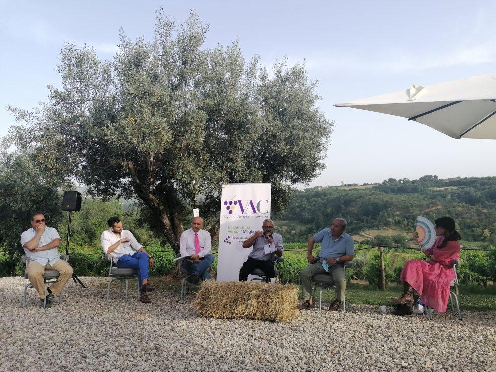 VAC-Vignaioli Artigiani di Cosenza- conferenza stampa