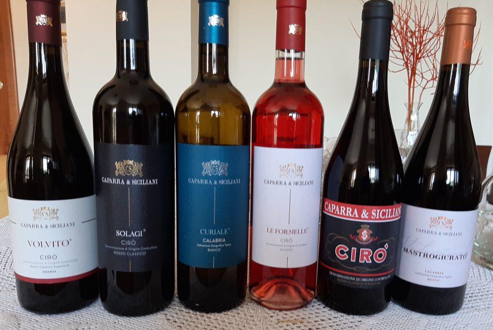 Vini Caparra & Siciliani