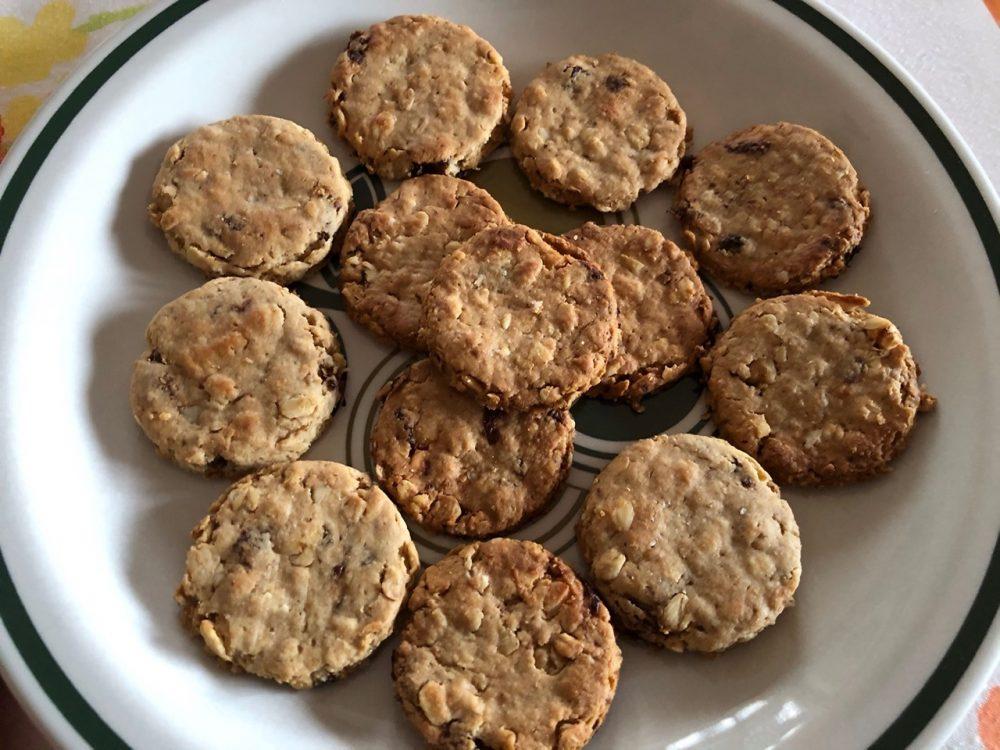 biscotti nutrienti&sazianti