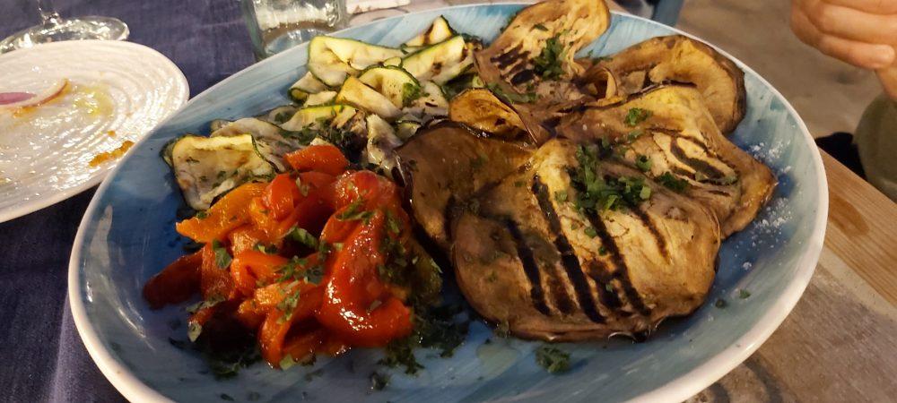 Eden Peschici - verdure grigliate