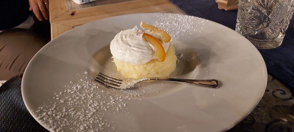 Eden Peschici – dessert torta agli agrumi
