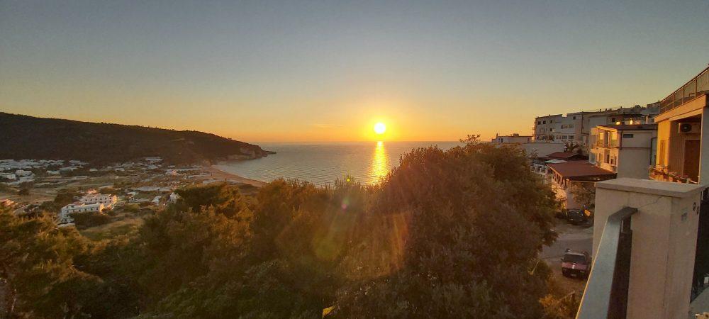 Eden Peschici – baia al tramonto