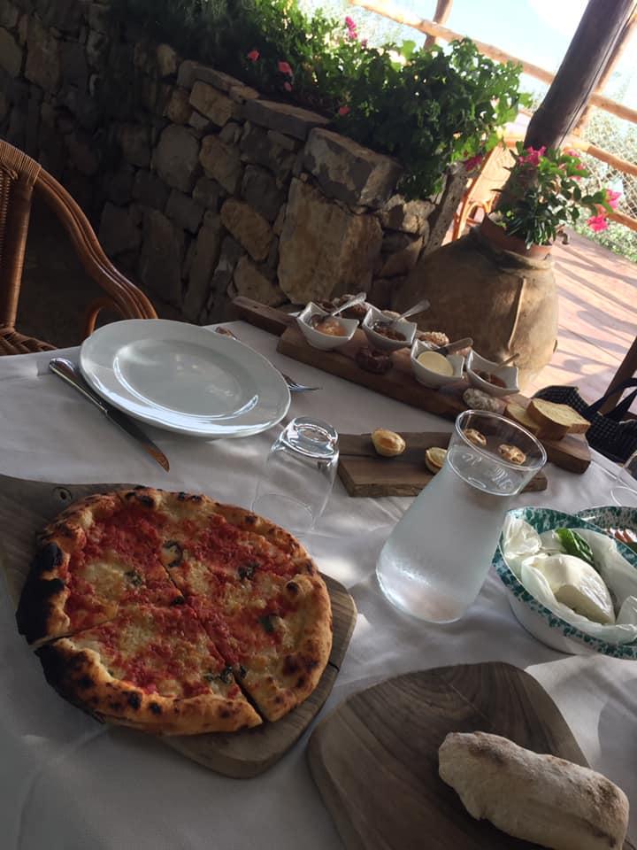 Villa Rosa di Nonna Rosa, la colazione