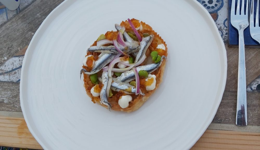 Eden Peschici - crustolo salato