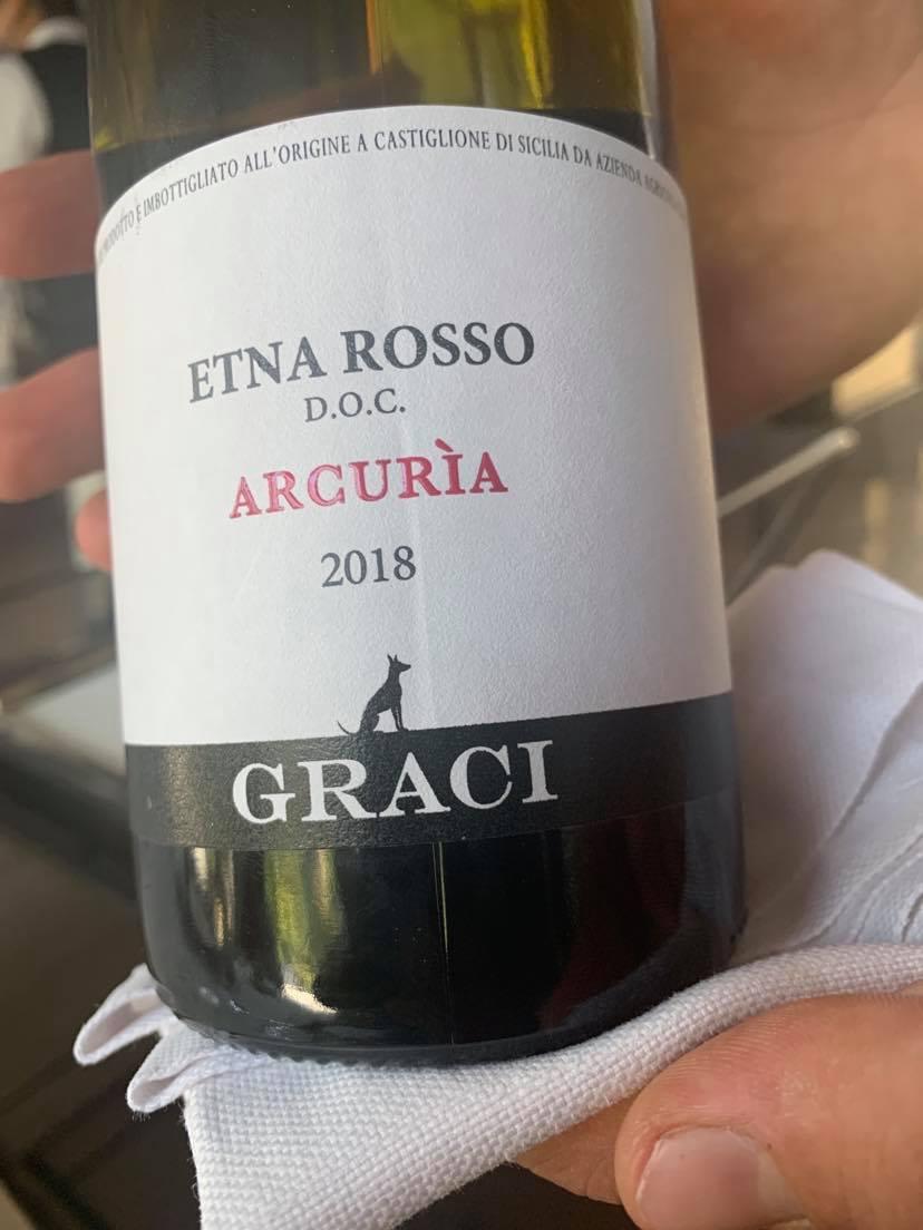 Arcuria 2018 Etna doc Graci