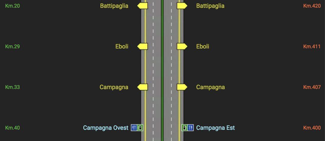Autostrada Battipaglia-Campagna
