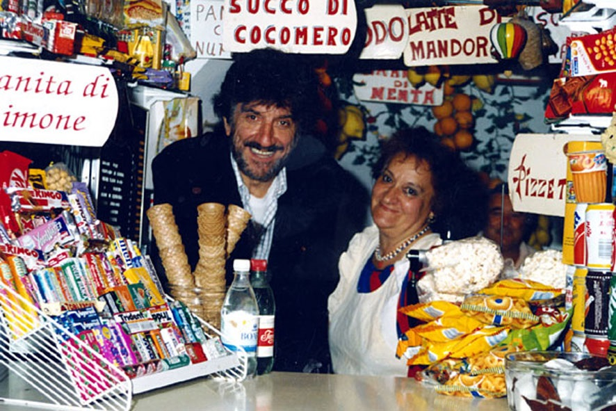 Bar Scialapopolo - Donna Vittoria con Gigi Proietti