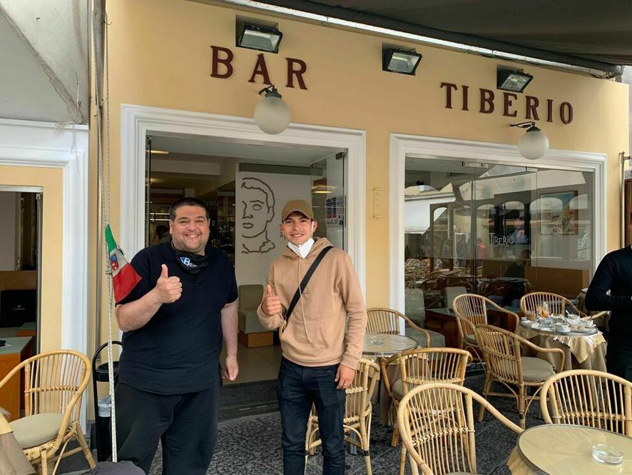 Bar Tiberio