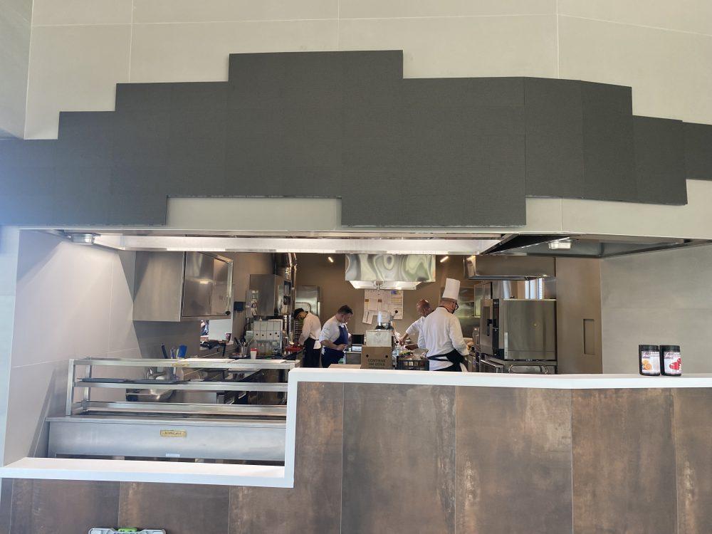 Boreale - cucina