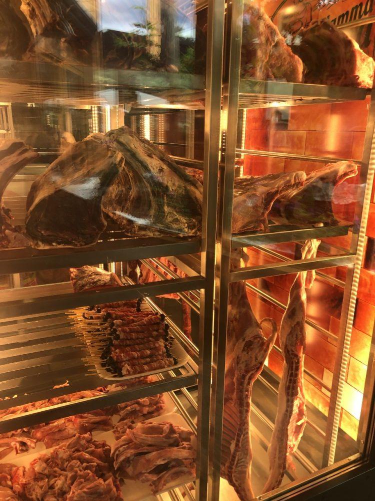 Braceria Mamma Giovanna - carne a frollare
