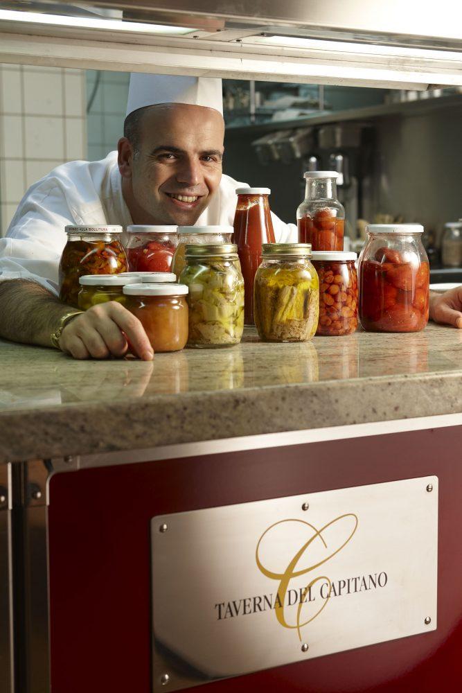 Chef Alfonso Caputo