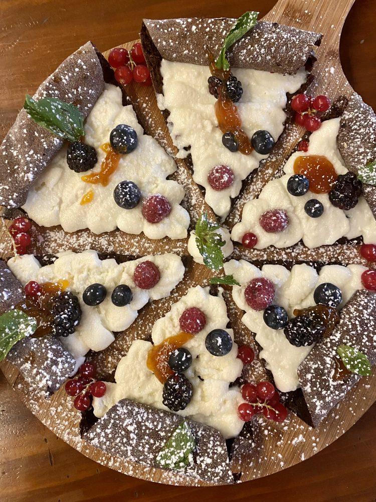 Daniele Gourmet- Innamorsi sul Vesuvio