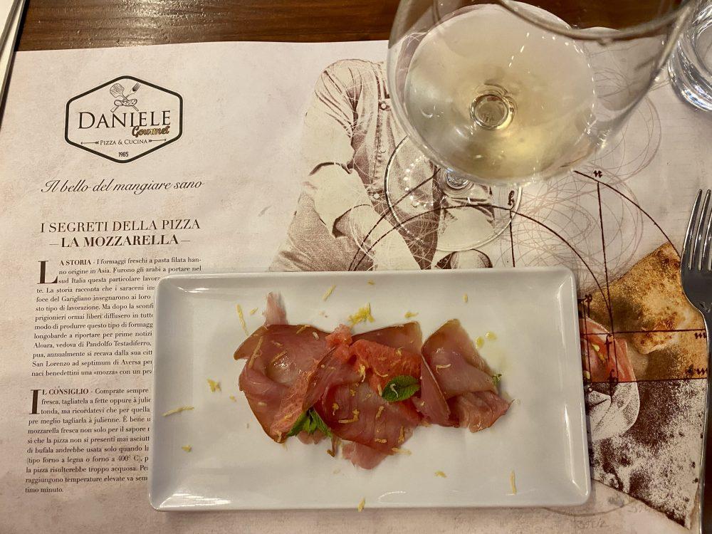 Daniele Gourmet- Tunn 'a Surrient