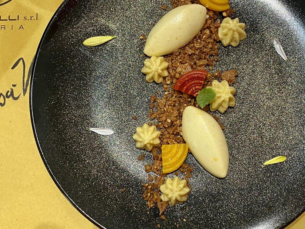 Dessert di Luca Terrazzano - Sasa' Martucci I Masanielli