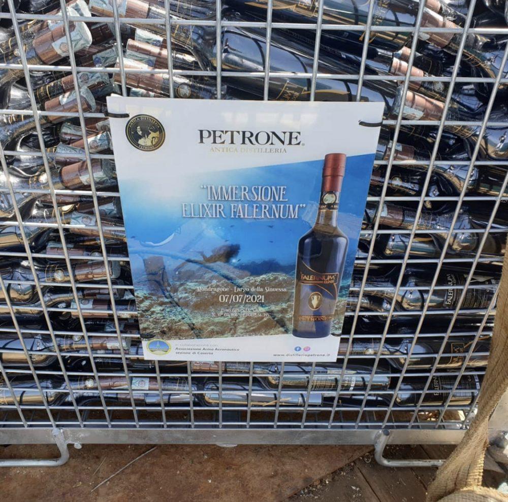 Elixir Falernum - Antica Distilleria Petrone